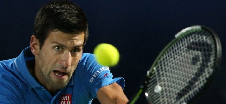 Djokovic em ritmo cruzeiro; Coric desafia Federer