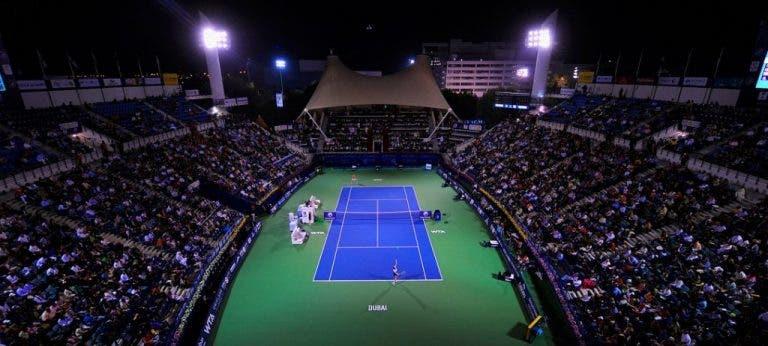 Djokovic quer que Dubai se torne num Masters 1000