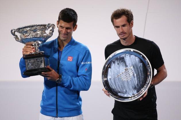 Djokovic destacado na liderança; Wozniacki no top5