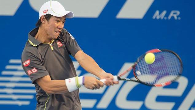 Nishikori alcança final em Acapulco e 4.º lugar no ranking