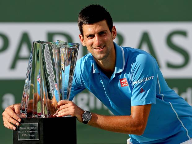 Djokovic mantém vantagem; Halep primeira na Race