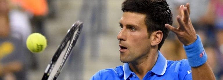 "Novak Djokovic entra ""a matar"" em Indian Wells"