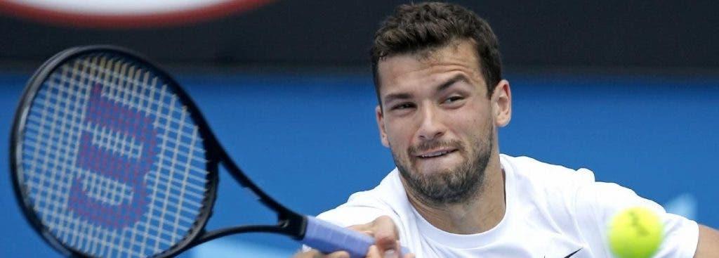 Grigor Dimitrov vai jogar em Istambul na mesma semana do Estoril Open. Gael Monfils ruma a Munique.