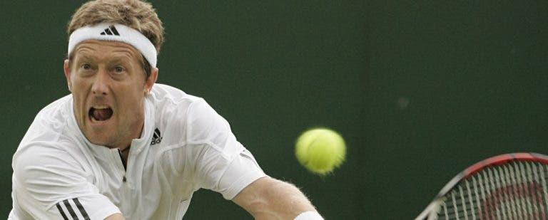 Jonas Bjorkman junta-se à equipa de Andy Murray