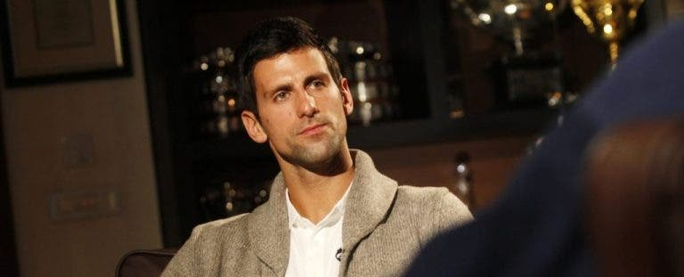 E se Novak Djokovic tivesse sido atleta de esqui?