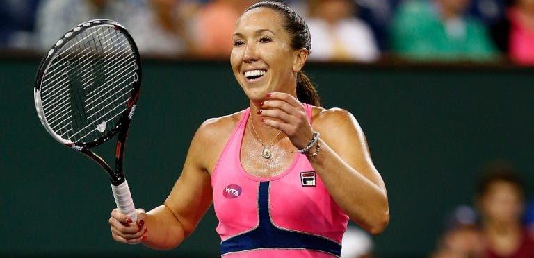 Serena desiste, Halep e JJ na final em Indian Wells