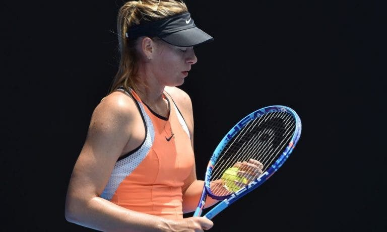Sharapova arrasa lista da 'Forbes' e responde a Serena Williams