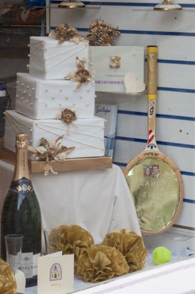Sue Ryder charity shop window. Pic: HEMEDIA