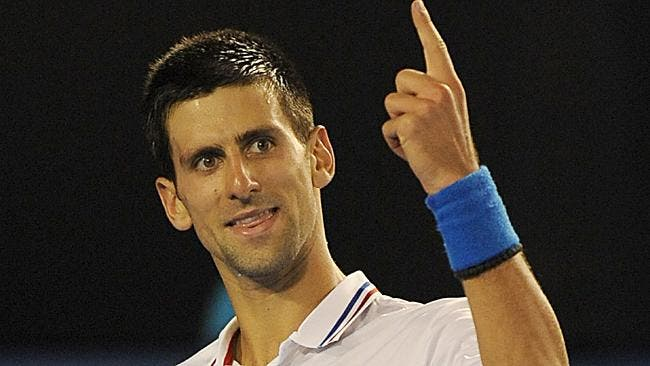 Sock e Schmiedlova destaques; Mirza e Djokovic históricos