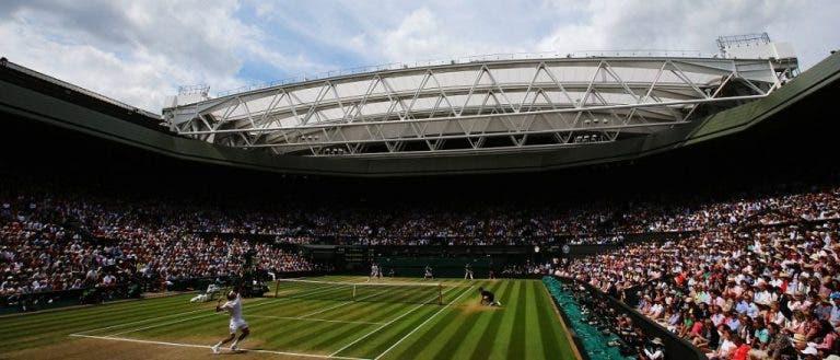 Wimbledon vai aumentar número de sets em 2020