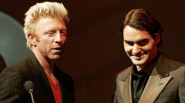 Passará Becker da equipa técnica de Djokovic… para a de Federer?
