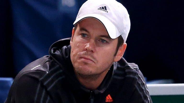 Norman: «No US Open de 2016 eu e o Wawrinka estivemos a chorar»