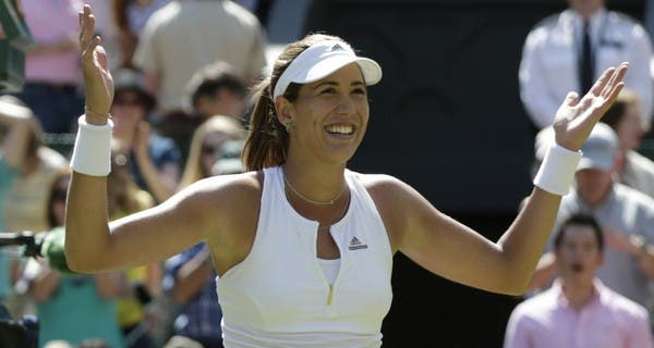 Muguruza no top10; franceses sobem
