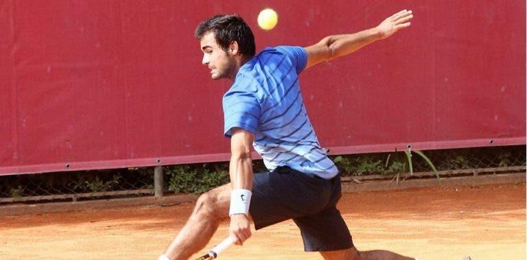 Frederico Silva termina participação em Todi