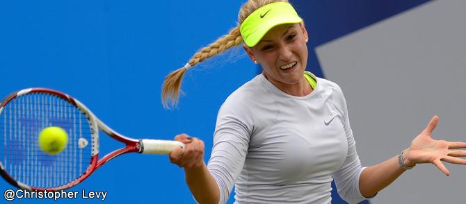 Donna Vekic: «Não está a ser fácil mas quero concentrar-me no ténis»