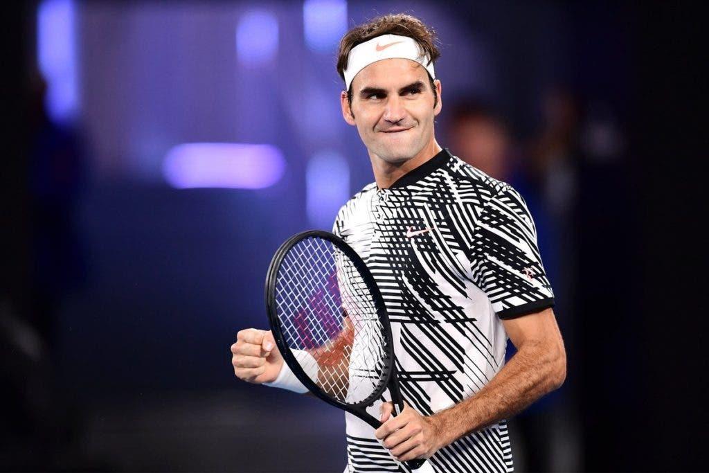 Federer insiste: «Neste momento dói-me o corpo, mas se estive seis meses fora é porque quero jogar mais um par de anos»