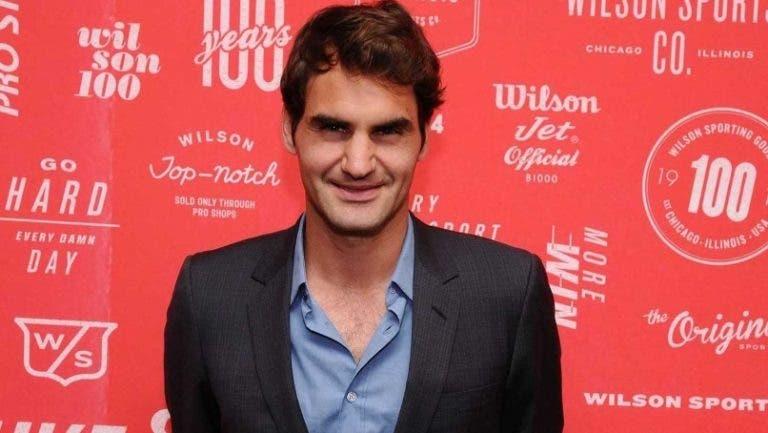 O atleta que mais recebe em publicidade? Roger Federer, ora!