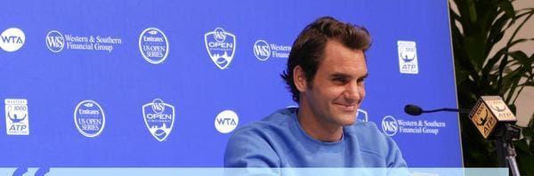 Federer: «Sou melhor jogador agora do que quando tinha 24 anos»