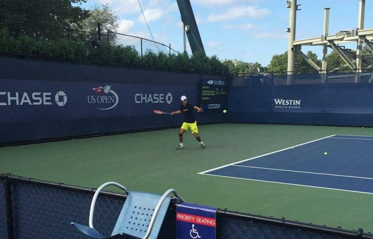 Nuno Borges vitorioso no US Open