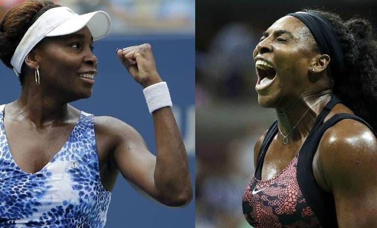Federer e Djokovic não queriam estar no lugar de Serena e Venus
