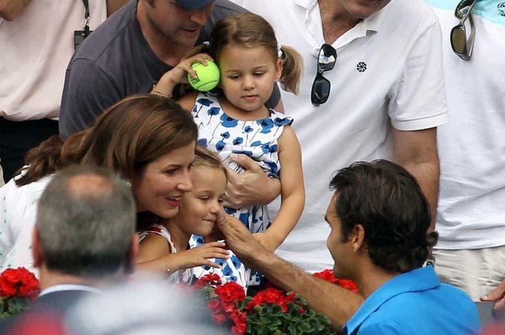 Roger Federer: «Os meus filhos não sabem se sou melhor do que o Stan»