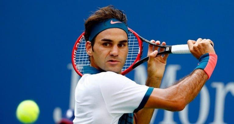 Roger Federer: «Não há desculpas para os jogadores não aguentarem o calor»