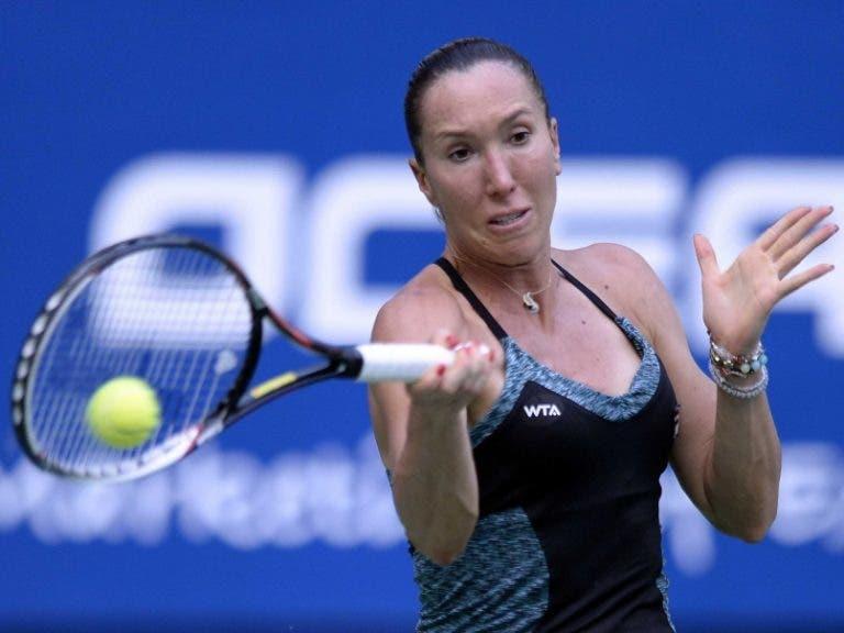 Jelena Jankovic pensou ter um cancro durante mais de uma semana