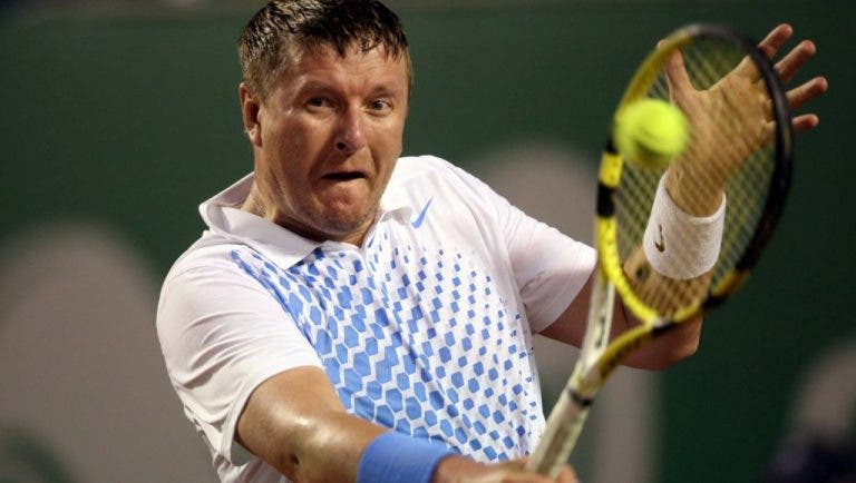 Kafelnikov: «Havia um sistema de doping na Rússia, vai custar a limpar a nossa imagem»