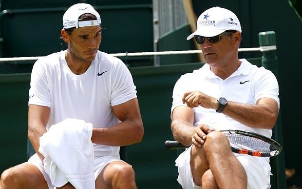 Toni Nadal sobre os 18 Grand Slams de Rafa: «Sem as lesões estávamos a falar de outra coisa»
