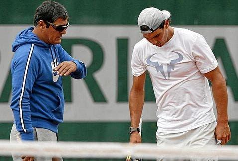 Toni Nadal confiante: «Creio que o Rafa pode ganhar as ATP Finals»