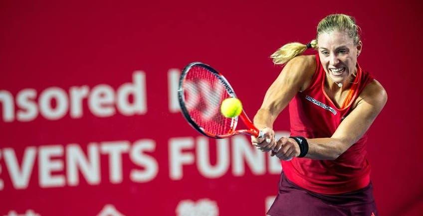Corrida para Singapura: Kerber a duas vitórias das Finals