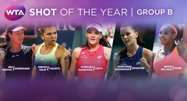 Qual o melhor ponto do ano no circuito feminino?