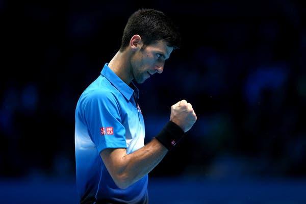 Djokovic mais forte do que Nadal avança à final em Londres