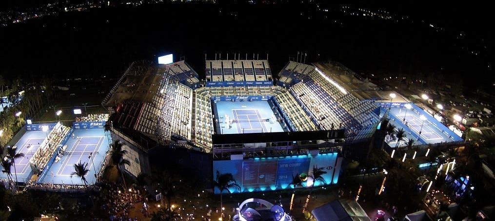 Bilhetes para Acapulco foram TODOS vendidos em 48 horas a cinco meses (!) do torneio