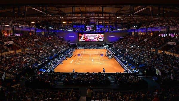 O quadro de luxo do WTA de Estugarda com Muguruza vs Azarenka… na PRIMEIRA ronda
