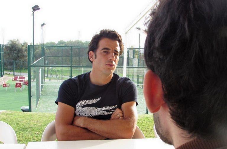Frederico Gil: «Às vezes, as pessoas acham que sou maluco»