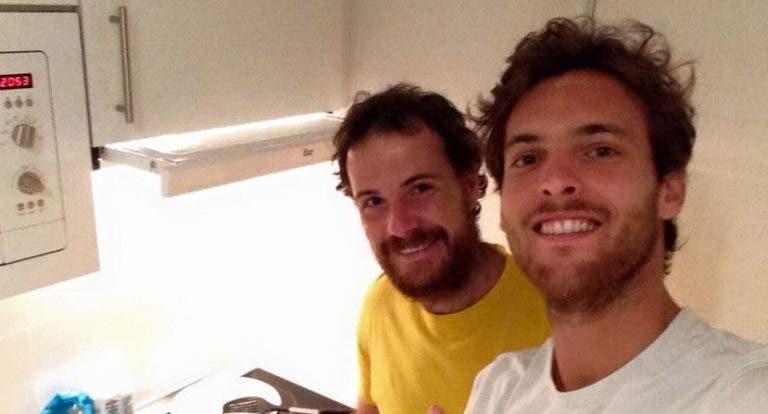 João Sousa: «Foi ótimo ver as instalações que o Nadal tem à sua disposição»