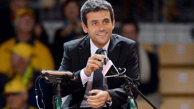 Carlos Ramos arbitra França-Itália da Fed Cup