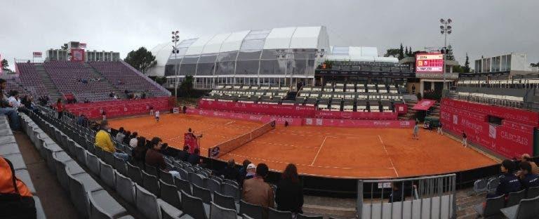 Court Central do Estoril Open vai ser maior em 2016