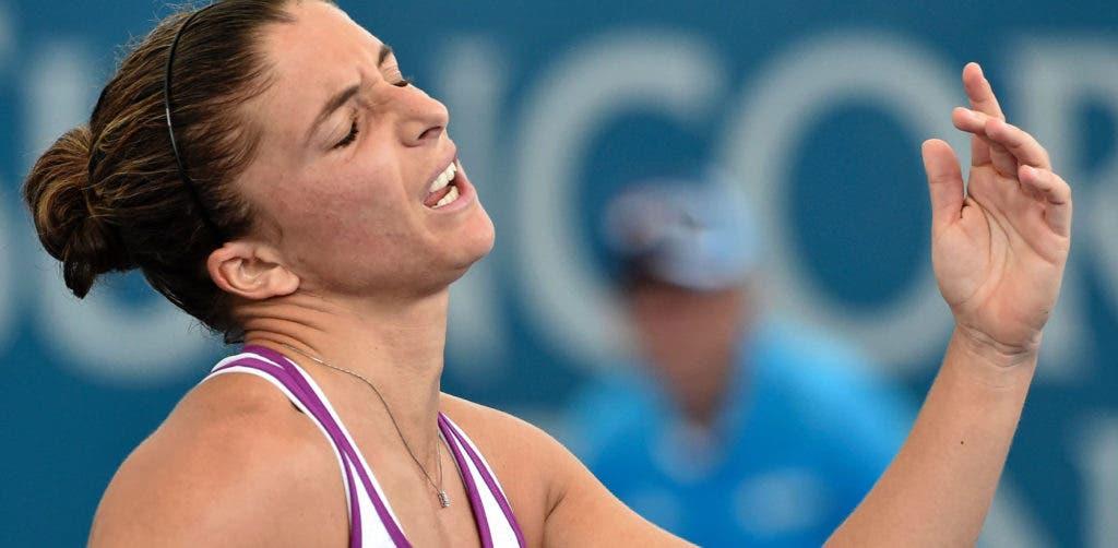 Errani pondera não voltar após alargada suspensão por doping