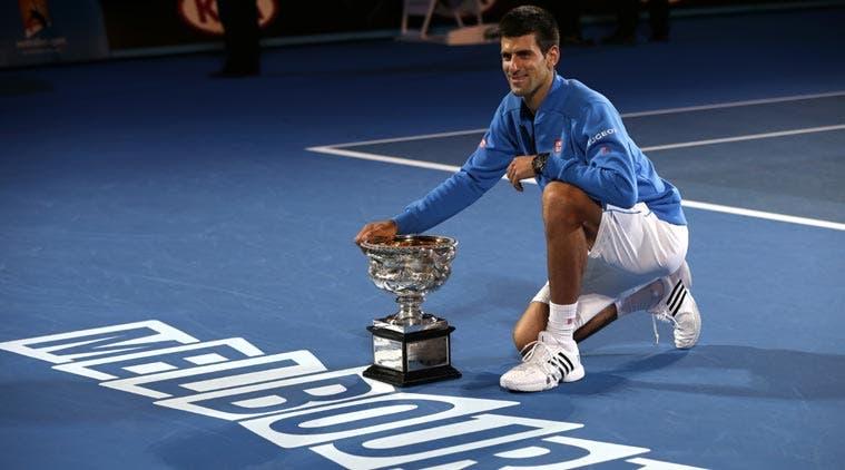 Apostaria 84 mil euros na vitória de Djokovic no Australian Open?