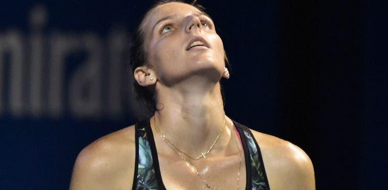 Karolina Pliskova desiste da final da Fed Cup e equilibra (um pouco) as contas