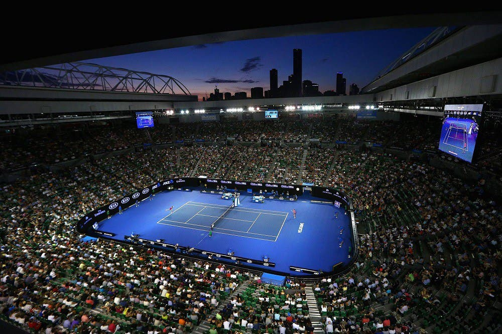 Eurosport oferece 300 horas de ténis durante o Australian Open