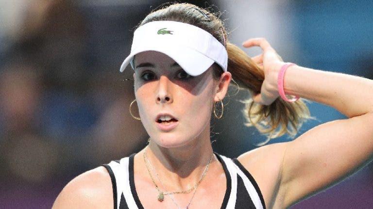 Cornet e o adiamento de Roland Garros: «A nossa ministra é um desastre»