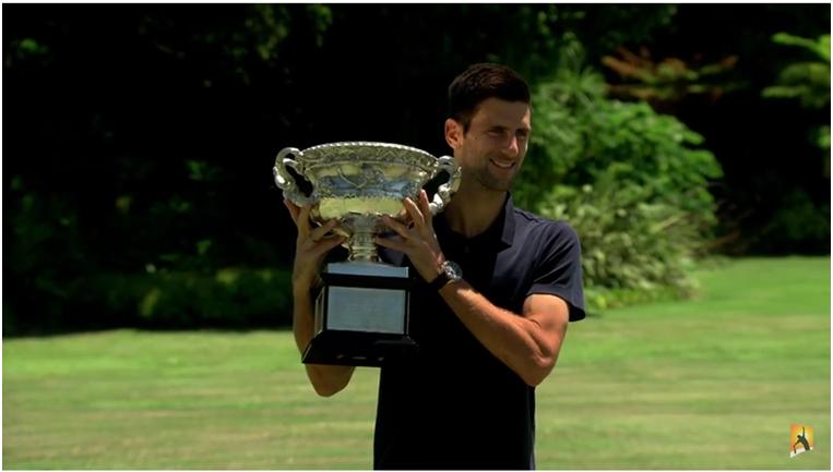 Ivanisevic vê Djokovic como campeão de 20 Majors