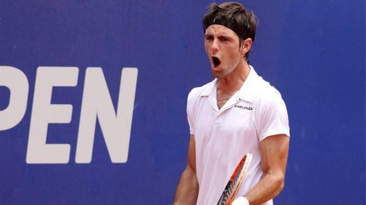 Gastão volta a brilhar em Umag rumo às segundas meias-finais ATP da carreira
