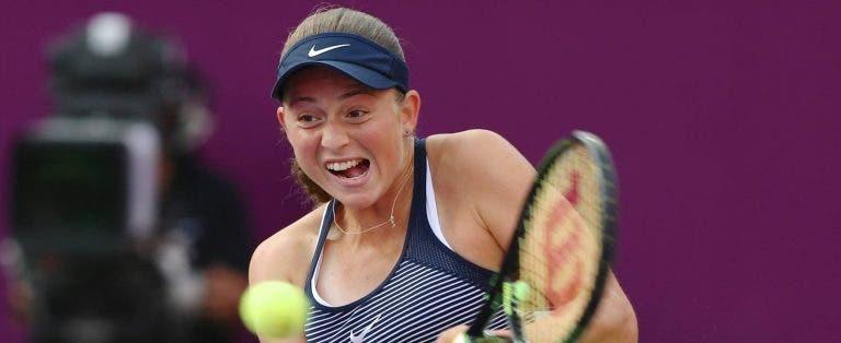 Jelena Ostapenko ignora pedido da Nike