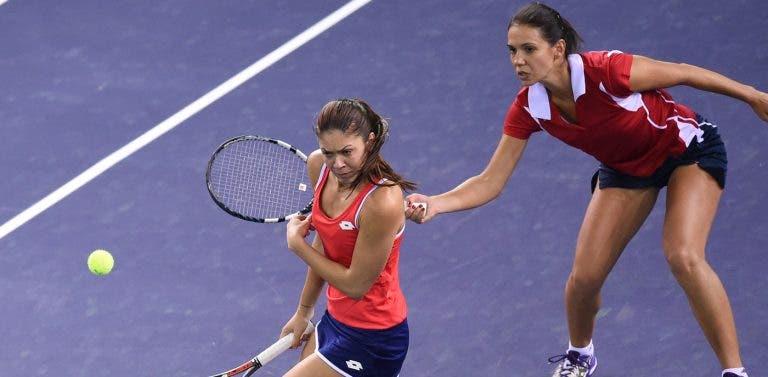 Roménia jogou o par decisivo da Fed Cup… com as jogadoras erradas