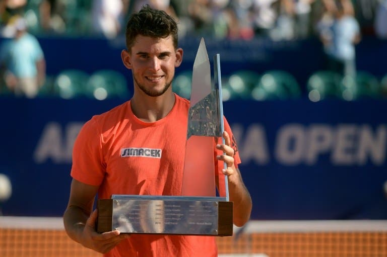 Dominic Thiem conquista quarto título na terra-batida de Buenos Aires