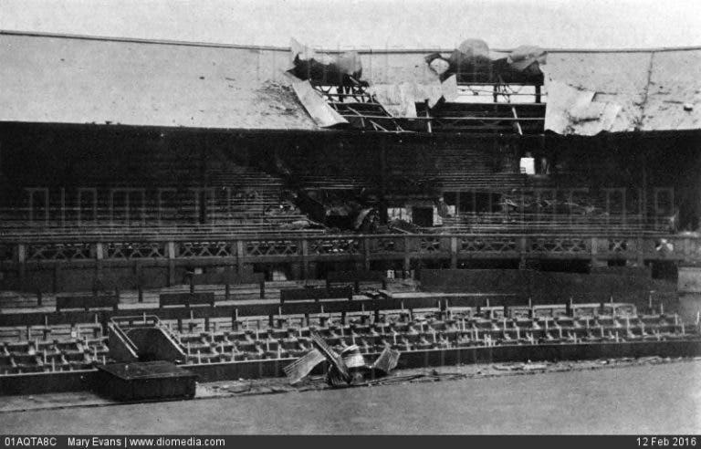 O dia em que Hitler bombardeou Wimbledon